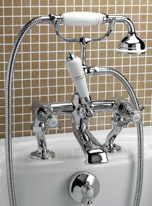 Coventry Devon Devon смеситель для ванны на бортный или напольный цвет хром